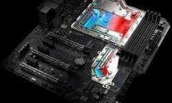 Плата ASRock X570 Aqua за $1000 комплектуется водоблоком и поддерживает DDR4-5000