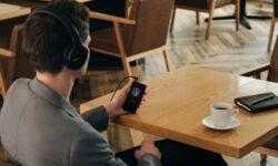 Плеер Walkman NW-ZX500 с Android, Wi-Fi и поддержкой потокового Hi-Res
