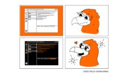 Почему разработчики так любят тёмную тему