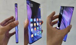 Полные характеристики Xiaomi Mi Mix Alpha 5G: 241 грамм, толщина 10,4 мм и другие подробности