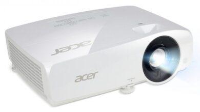 Фото Проектор Acer H6535i формата Full HD для дома оценён в $700