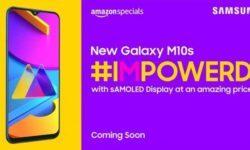 Раскрыто оснащение смартфона Samsung Galaxy M10s: экран HD+ и батарея на 4000 мА·ч