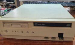 Ретро-компьютер в корпусе NLX