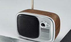 Rikomagic R6: мини-проектор на базе Android в стиле старого радиоприёмника
