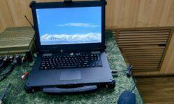 Российские военные получили отечественные ноутбуки повышенной прочности
