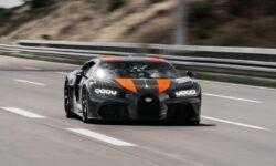 Самый быстрый автомобиль в мире от Bugatti разогнался до 490 километров в час, но рекорд не засчитали