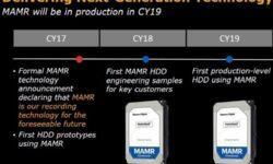 Слухи об использовании MAMR новыми жёсткими дисками WDC сильно преувеличены