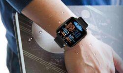 Смарт-часы Lenovo Carme оснащены 1,3″ дисплеем и датчиком ЧСС