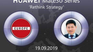 Фото Смартфоны серии Huawei Mate 30 не будут продаваться в Центральной Европе из-за отсутствия приложений Google