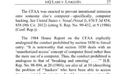 Суд США полностью легализовал скрапинг сайтов и запретил ему технически препятствовать
