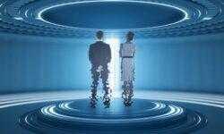 Телепортация создает новую реальность
