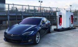 Tesla обещает побить на трассе Нюрбургринг рекорд Porsche Taycan