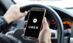 Uber будет выявлять аварии при помощи смартфона