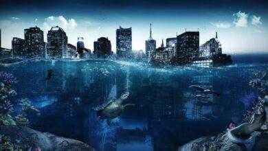 Фото Ученые нашли новые следы Всемирного потопа