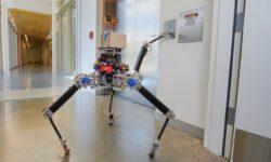 #видео | Чем робот с гибкими ногами лучше роботов Boston Dynamics?