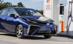 Водородный автомобиль Toyota Mirai второго поколения выйдет в 2020 году