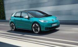 Volkswagen представила серийную версию электромобиля ID.3 с дальностью пробега до 550 км