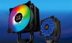 Xigmatek Windpower: башенные кулеры для процессоров AMD и Intel