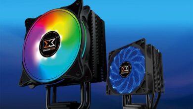 Фото Xigmatek Windpower: башенные кулеры для процессоров AMD и Intel
