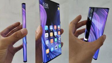 Фото Полные характеристики Xiaomi Mi Mix Alpha 5G: 241 грамм, толщина 10,4 мм и другие подробности