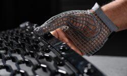 Защитные перчатки Jaguar Land Rover созданы методом 3D-печати