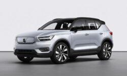 Анонсирован электромобиль Volvo XC40 Recharge мощностью 408 л. с.