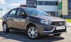 Автомобили на газе в России предлагается бесплатно пускать на платные дороги