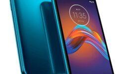 Бюджетный смартфон Moto E6 Play оснащён чипом MediaTek и дисплеем HD+