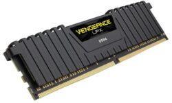 Corsair представила комплект модулей памяти Vengeance LPX DDR4 с частотой 5000 МГц