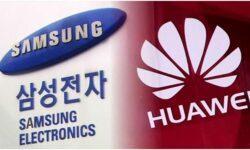 Давление США на Huawei по-разному откликается на Samsung и SK Hynix