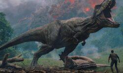 Динозавры могли уничтожить автомобиль своими зубами