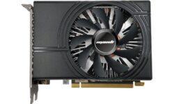 Длина ускорителя Manli GeForce GTX 1660 Super составляет всего 160 мм
