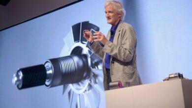 Фото Dyson сворачивает проект электрического автомобиля