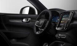 Электромобиль Volvo XC40 первым получит новый медиацентр на базе Android