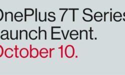 Флагманский смартфон OnePlus 7T Pro дебютирует через неделю
