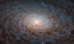 Фото дня: око галактики