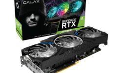 GALAX выпустит видеокарты GeForce RTX семейства WTF