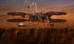 Голос Марса: зонд NASA InSight записал звуки из глубин Красной планеты