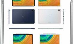 Huawei MediaPad M7 станет первым планшетом с фронтальной камерой в отверстии дисплея