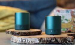 Huawei Mini Speaker: как соло, так и дуэт