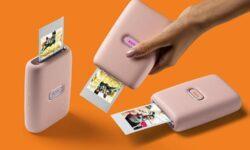 Карманный фотопринтер Fujifilm Instax Mini Link печатает снимки за 12 секунд