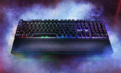 Клавиатура Razer Huntsman Elite получила линейные оптические переключатели