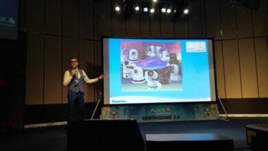 Фото Компания AUVIX провела конференцию «Цифровая трансформация: город будущего»