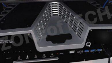 Фото Комплект разработчика PlayStation 5 запечатлён на фото