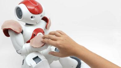 Photo of Кожа, разработанная для смартфонов и человекоподобных роботов, реагирует на прикосновения