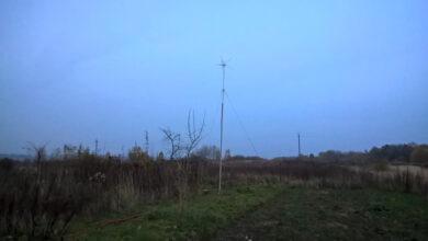 Фото Маленький ветрогенератор 400 Вт — выводы