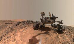 Марсоход NASA Curiosity обнаружил свидетельства существования на Марсе древних солёных озёр