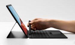 Microsoft представила планшет Surface Pro X на ARM-процессоре