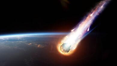 Фото Может ли упавший метеорит стать причиной пожара?