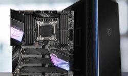 MSI Creator X299: материнская плата для продвинутых рабочих станций на Intel Core-X